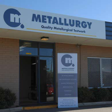 metallurgy perth
